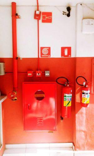 Abrigo para extintores Loja Projet